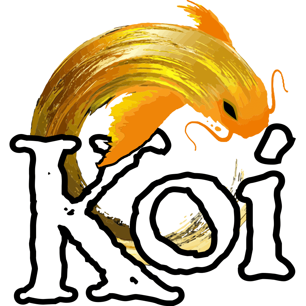 Koi CBD Oil Logo