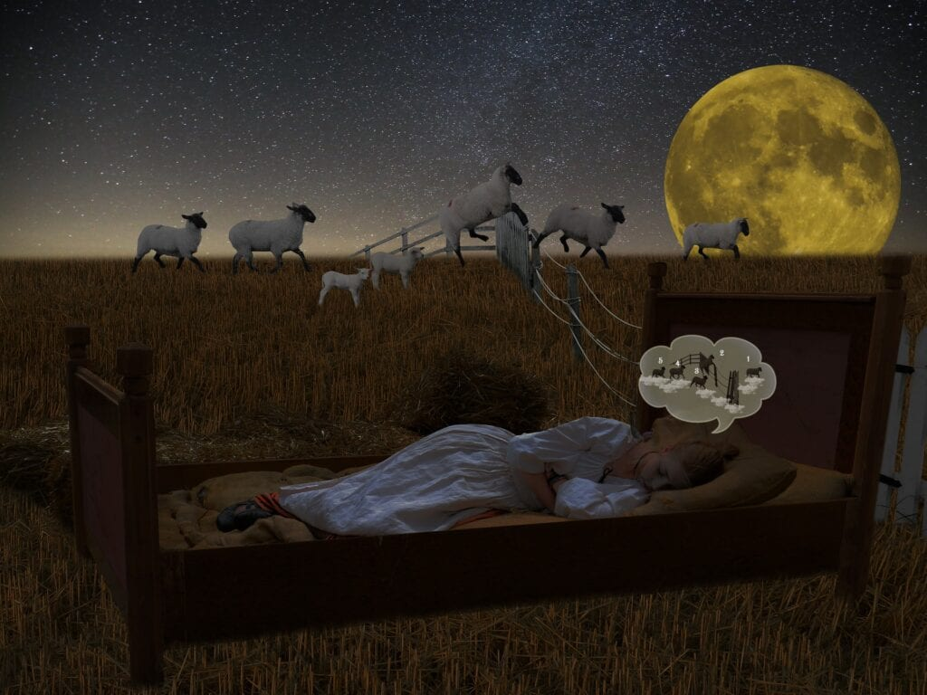 CBD Oil May Offer Relief as a Sleep Aid for Insomnia
